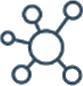 un réseau d'éditeurs